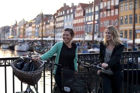 Danes world's best non-native English speakers