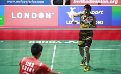 Badminton champ fails Norway drug test
