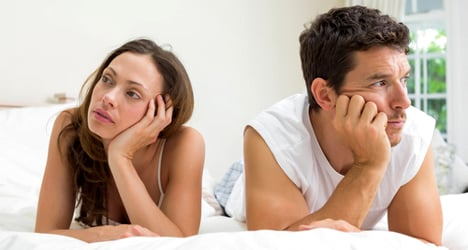 Majority of Italian women unhappy with sex life