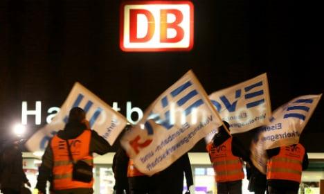 Second train union threatens strike action