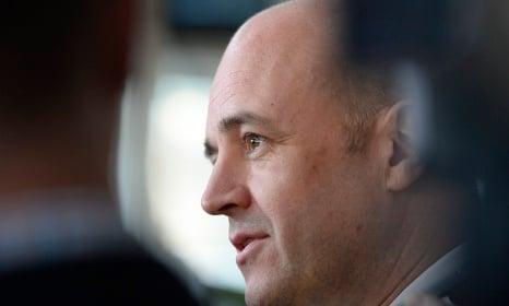 Reinfeldt warns of future European crises