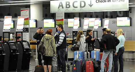 Vienna airport fastest for boarding