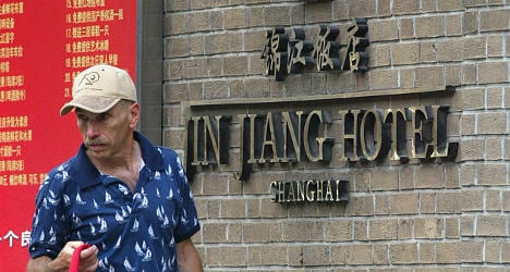 Chinese tourism giant in French budget hotel deal