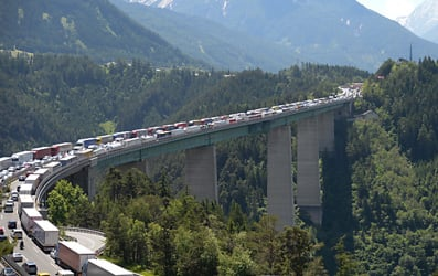 Speed limit lowered on Tyrol motorways