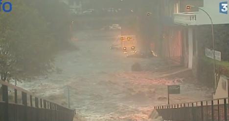 Weather warning: flood alert in south-east France