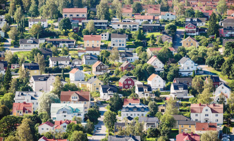Price hike for new mortgages in Sweden