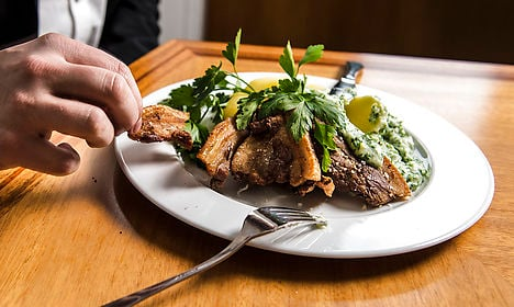 Denmark selects its first national dish