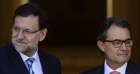 Catalan referendum is 'impossible': Spanish PM