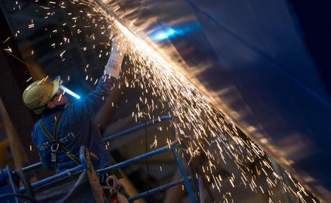 Bundesbank: weak growth to close year
