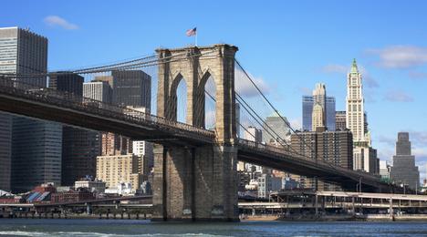 Frenchman arrested for scaling Brooklyn Bridge