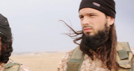 Second French suspect in Isis beheading video