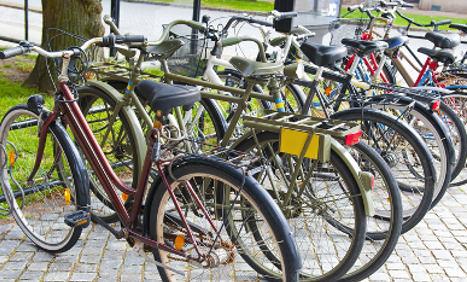 Swedish pensioner hides 111 bikes in flat