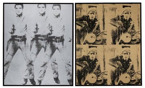 State sells Warhols as critics mourn 'black day'