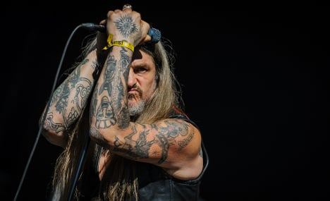 Deported US metal star says 'sorry' to Norway