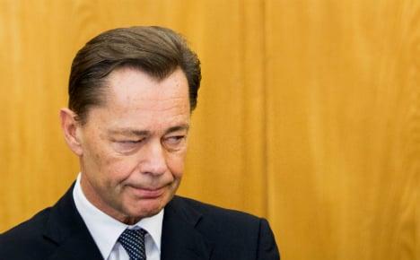 Middelhoff gets three years' jail for fraud