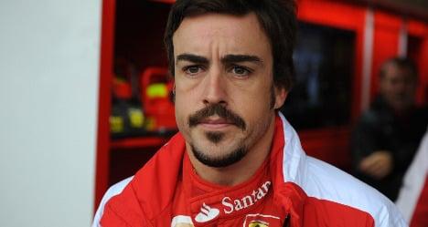 F1's former world champ Alonso to leave Ferrari