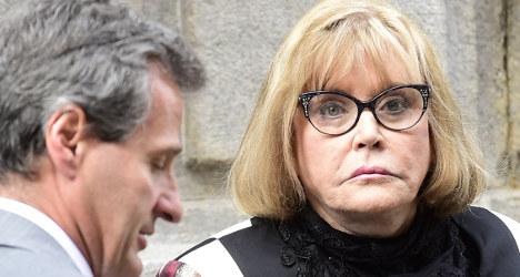 Spain won't arrest former fascist ministers