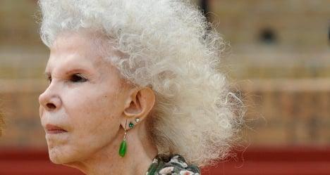 The Duchess of Alba: eight amazing facts