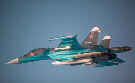 Russian super-jets seen flying near Norway