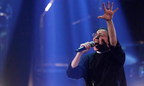 Italian nun releases Madonna-inspired album
