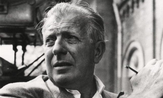 Nazi-era director's work screened in Vienna