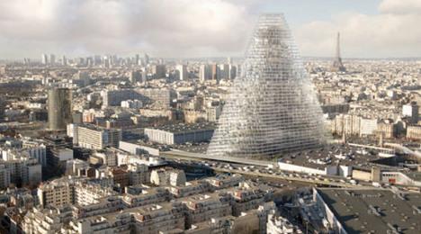 Paris votes against new 'Triangle Tower'