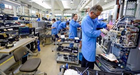 Italian industry feels brunt of recession