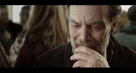 Tear-jerker Christmas lottery ad goes viral