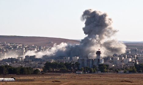 Three Swedish Isis fighters killed in Syria