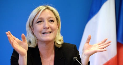 Le Pen revels in new French political scandal