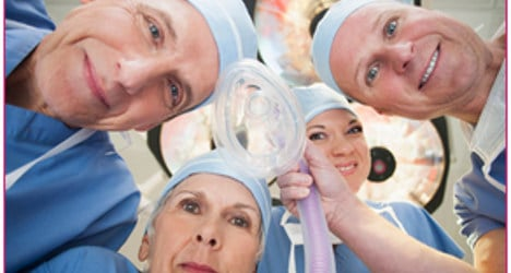Hoax website warns against health care cuts