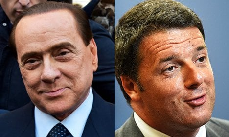 Italy set for new vote law after Berlusconi deal