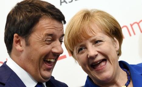 Renzi among the world's best 'decision-makers'