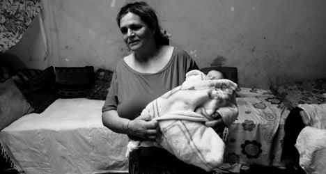 Italy under pressure over Roma camps squalor