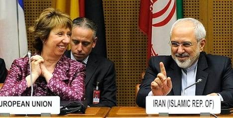 Iran meets six world powers over nukes