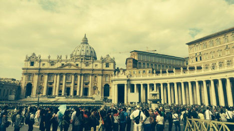 Italy's homeless to get showers at the Vatican
