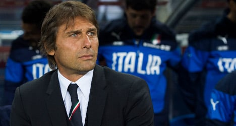 Italy's feared footballer 'dying out': Conte