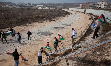 Sweden won't open new Palestine embassy