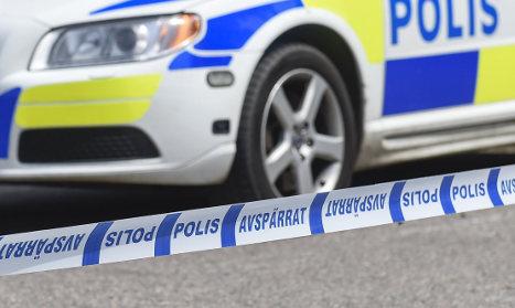 Masked men rob Swedish jewellery store