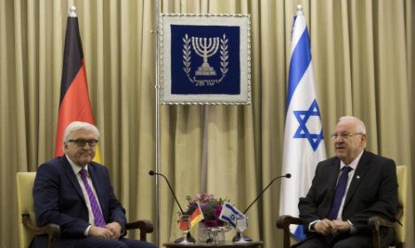 German FM hails easing of Jerusalem tension