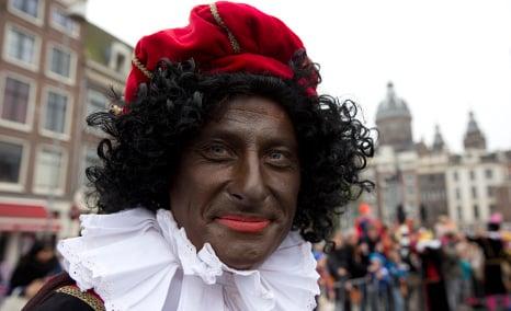 African Swedes slam 'racist' Santa helper