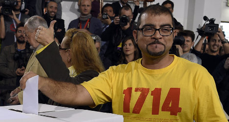 Over 2.3 million vote in Catalan self-rule poll