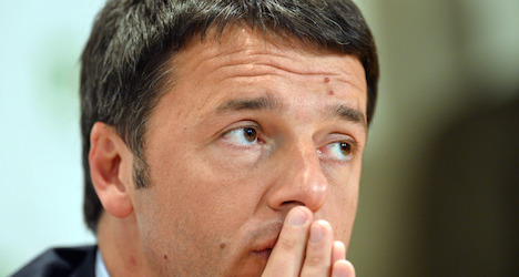 Italy's PM upset over Swiss mogul's acquittal