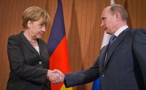 Putin and Merkel will go toe-to-toe at G20