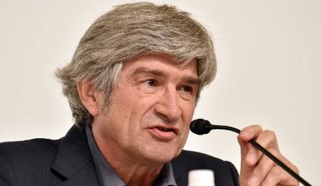 Italian artist picked in €1.25m ECB makeover