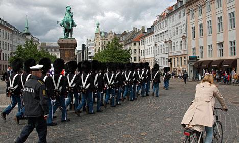 Denmark not among the world's top ten countries