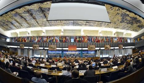Rome hosts UN meeting on malnutrition