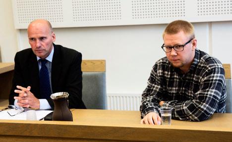 Øyer killer gives gory details of the murder