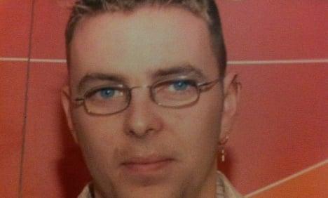 Stockholm hunt for missing Irishman