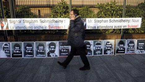 Renzi vows law change after asbestos case